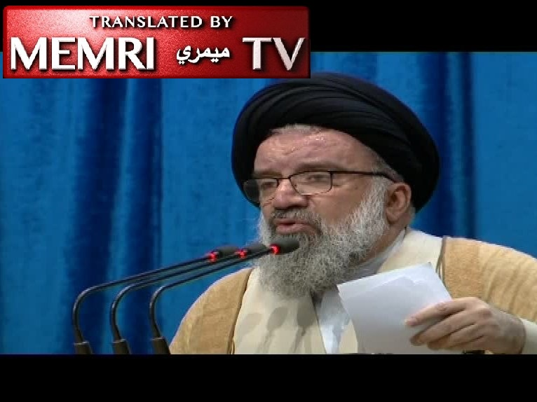 Tehran Friday Sermon by Ayatollah Ahmad Khatami: Christians Should Honor Jesus, Chant